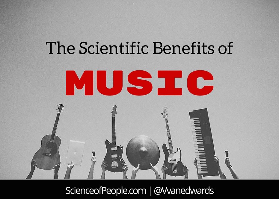 Scientific Benefits of music