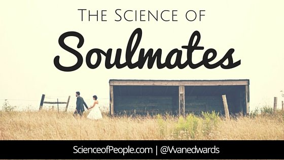 science of soulmates