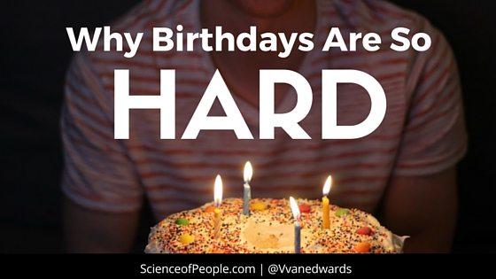 birthday depression