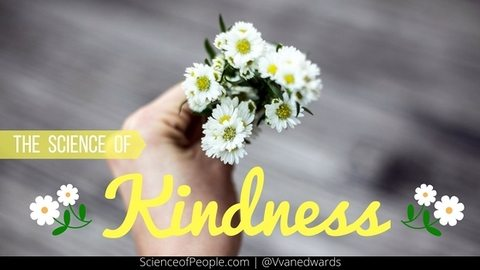 science of kindness
