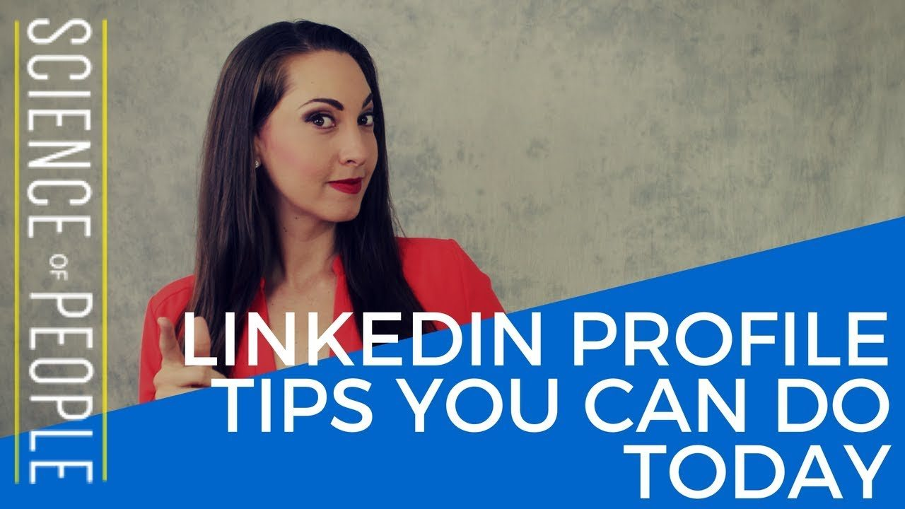 tips for linkedin profiles