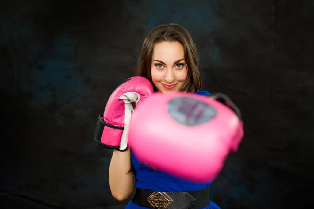 vanessa van edwards boxing