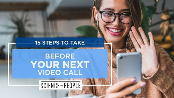 15 Steps to Take Before Your Next Video Call